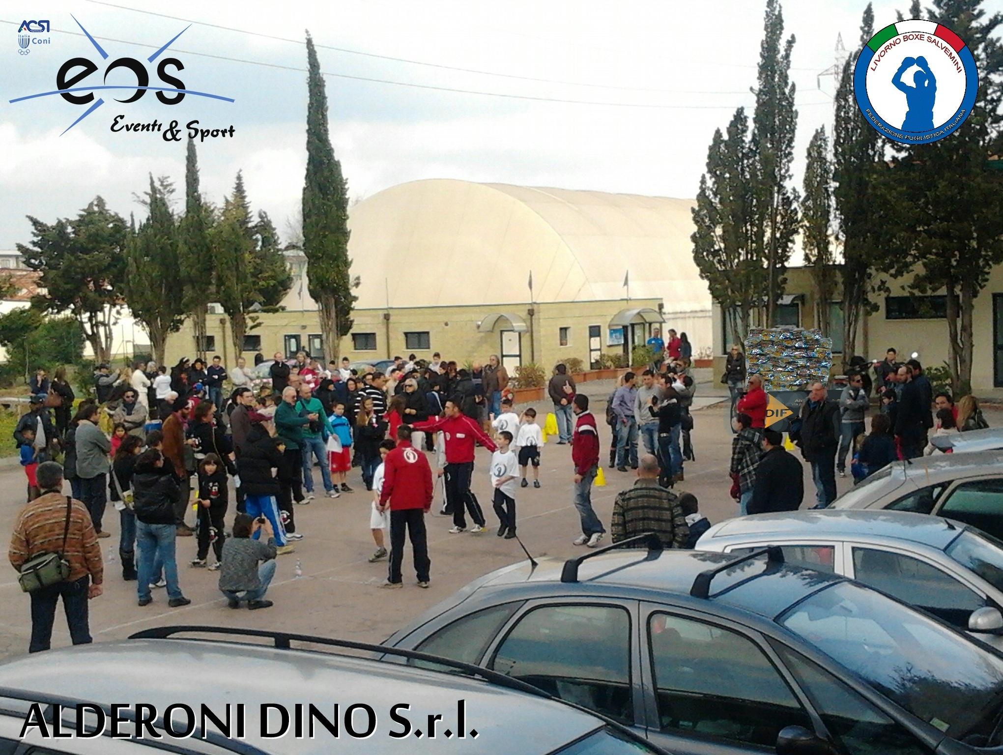 giochi della gioventù 4-5 giugno 2011,  palestra eos stagno livorno 2