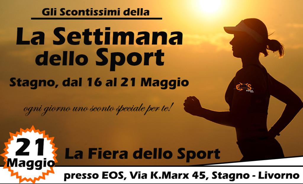 SETTIMANA DELLO SPORTcop4